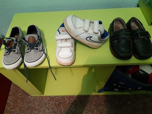 zapatos talla 25