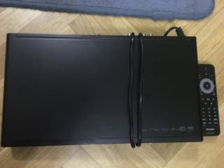 REPRODUCTOR DVD PHILIPS DVP 3580/12