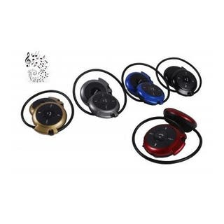 Cascos HEADSET con bluetooth y SD, TF, USB, micro,