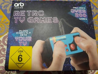 Mando Retro Tv Game