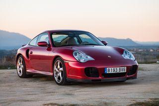 Porsche 911 996 TURBO 420 CV 2002