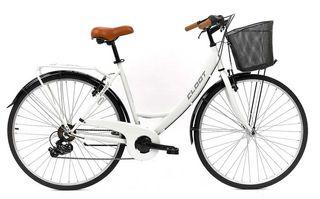 Bicicleta de paseo 28 Cloot Relax Shimano 6v