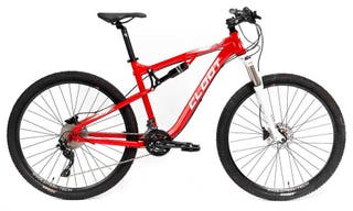 Bicicleta doble suspension 29 CONTROL FR 700 DEORE
