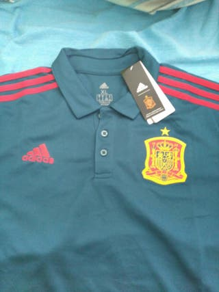 polo entrenamiento selección española