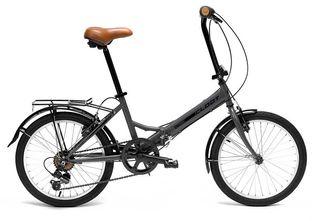 Bicicleta plegable Iconic Shimano 6v
