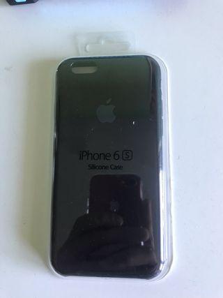 Funda iphone 6 / 6s apple silicona