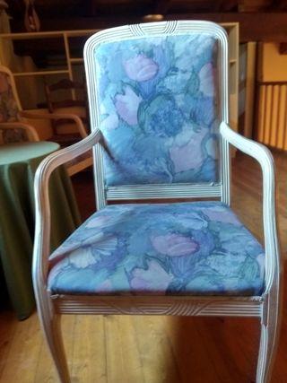 Cadira. Sillon. Butaca. Silla