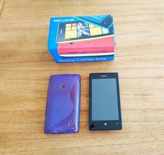 Movil Nokia Lumina 520