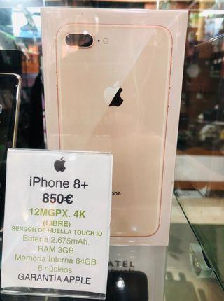 iPhone 8+ Precintado