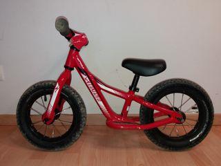 bicicleta specialized infantil