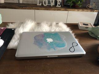 """Macbook Pro 13"""" con i5, 12Gb y SSD de 240Gb"""