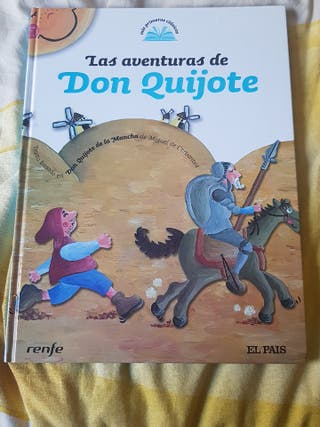 Aventuras de Don Quijote.