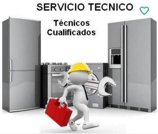 Reparación de nevera y lavadora
