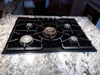 cocina encimera gas neff
