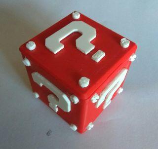 Caja Mario Nintendo Switch