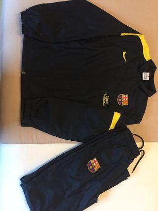 Chandal FC Barcelona *ORGINAL*niño