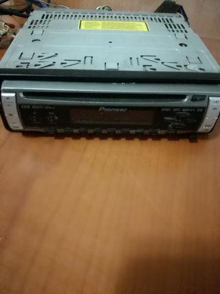 radio de coche 50x4w Pioneer mp3