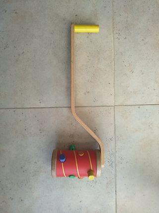 juguete artesanal madera