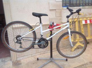 Bicicleta cadete 24pulgadas