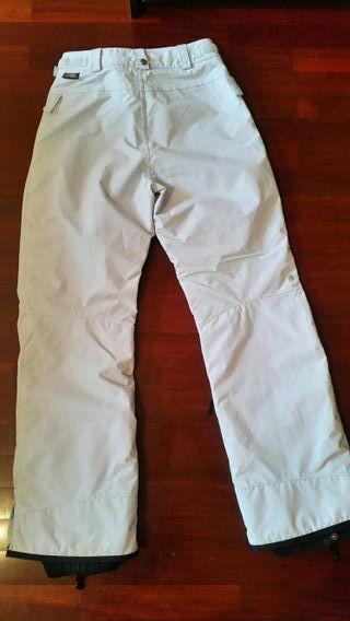 Pantalones snowboard marca Columbia