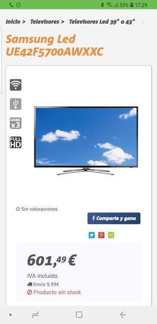"Samsung 42"""
