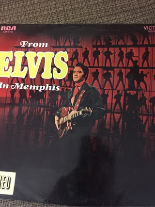 Vinilo Elvis