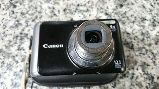 CÁMARA FOTOS CANON 12.1MP