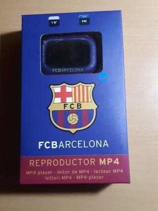 MP4 del Barcelona
