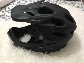 Casco specialized y gafas oklay