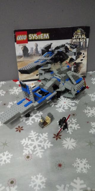 lego star wars 7151