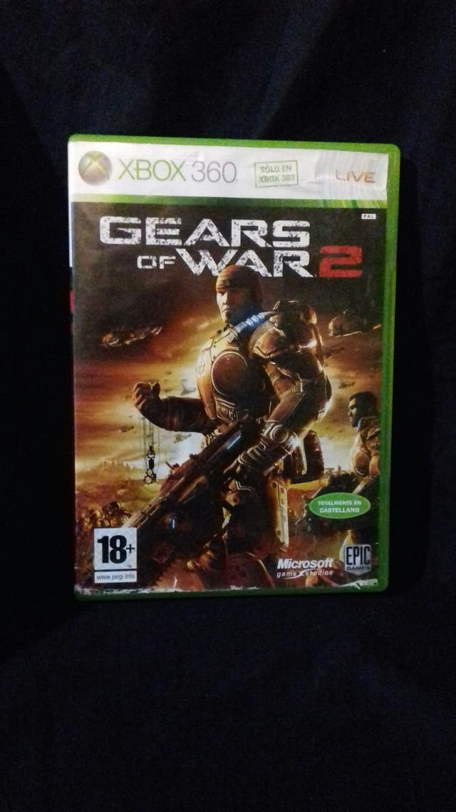 Gears of War 2. Xbox 360