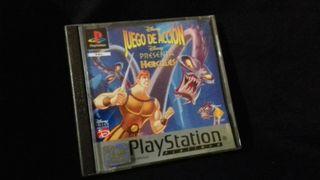 Hércules para Playstation 1