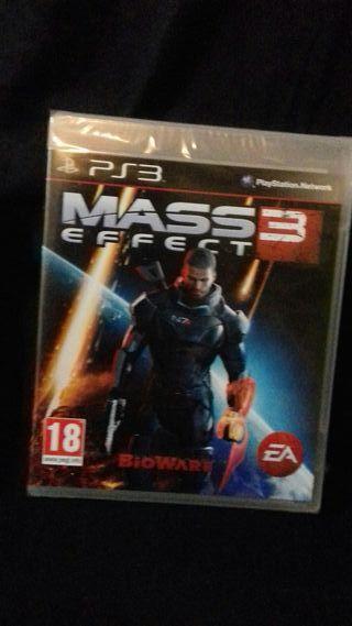 Mass Effect 3. Playstation 3
