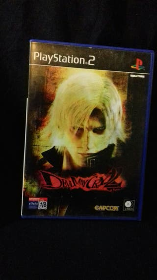 Devil May Cry 2. Playstation 2