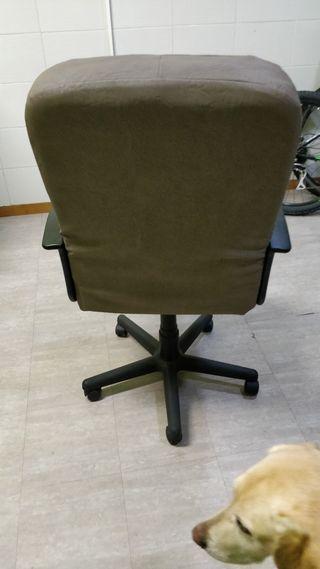 Oficina Mano Retapizada De Por Ikea Silla Modelo Verner Segunda 7y6Ybfg