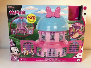 La casa de Minnie Mouse