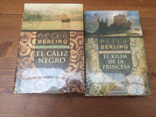 Libros los hijos del grial volumen 4 y 5