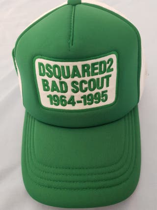 GORRA DSQUARED D2 BAD SCOUT