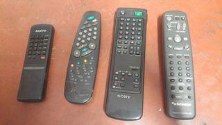 mandos a distancia tv funcionando