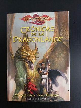 Libro las crónicas de dragonlance