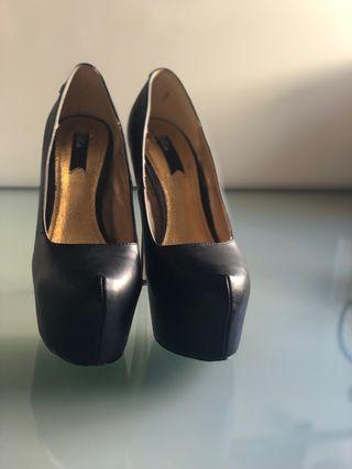 De Segunda Plataforma En Wallapop Mano Tacón Zapatos daTxwSd