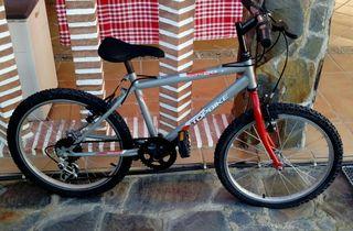 """vendo Bicicleta 20"""" con Cambios"""
