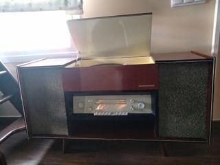 gramola tocadiscos radio FM Kolster 1959
