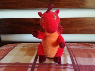 dragon con sonido