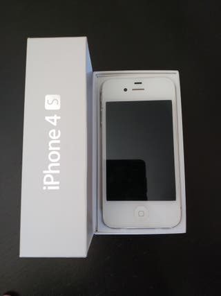 iPhone 4S blanco 16 Gb