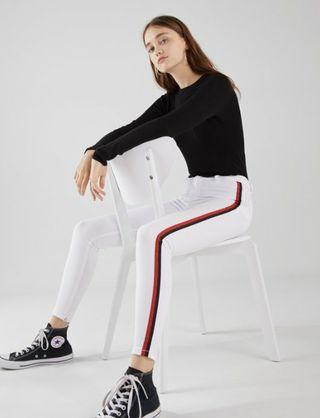 Pantalón blanco 36