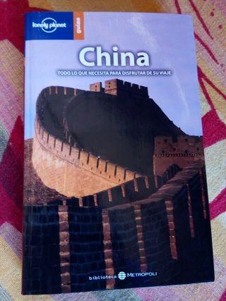 "Guia de viaje ""China"""