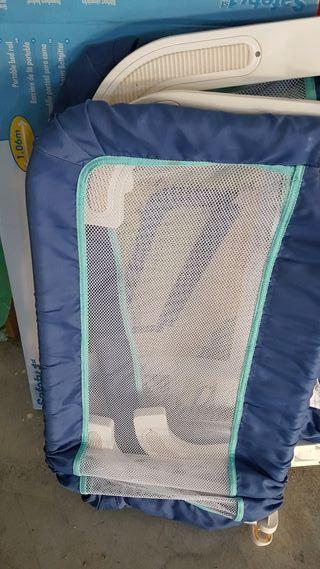 Barrera gris Protección niños