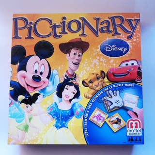 PICTIONARY DISNEY