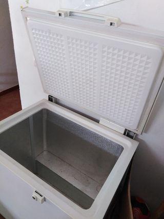 Congelador grande
